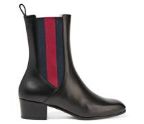 Chelsea Boots Aus Leder -