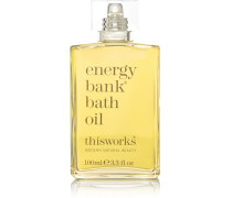 Energy Bank Bath Oil, 100 Ml – Badeöl