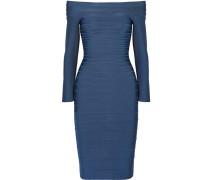 Anette Schulterfreies Kleid Aus Bandage -