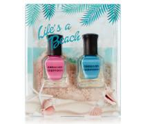 Life's A Beach Nail Polish Set – Nagellackset -