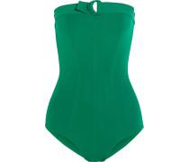 Petula Tracy Bandeau-badeanzug - Tannengrün