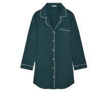 Gisele Nachthemd Aus Jersey Aus Stretch-modal - Smaragdgrün