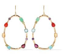 Rock Candy® Ohrringe aus 18 Karat  mit Mehreren Steinen