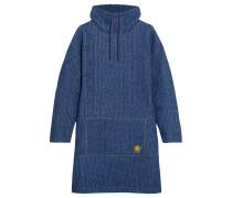 Minikleid Aus Jacquard - Blau