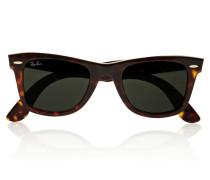 Wayfarer Sonnenbrille Aus Azetat -