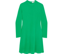 Kleid Aus Crêpe De Chine -