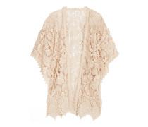 Romantique Kimono aus gehäkelter Spitze