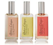 Jewel Birthday Cologne Absolue, 3 X 30 Ml – Set Aus Drei Parfums
