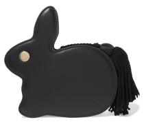 Bunny Clutch Aus Leder -