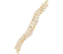 Armband Aus 18 Karat  Mit Saphiren