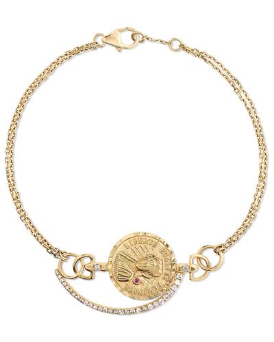 Louise D'or Armband aus 18 Karat