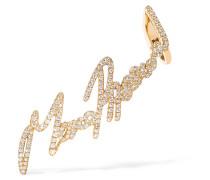 + Tracey Emin More Passion Ear Cuff aus 18 Karat  mit Diamanten