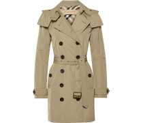 Balmoral Packaway Trenchcoat Aus Shell Mit Kapuze - Neutral