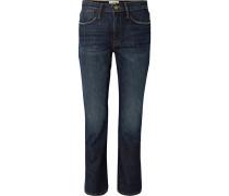 Le High Jeans mit Geradem Bein -
