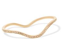Grand L'ocean Zwei-finger-ring Aus 18 Karat  Mit Diamanten