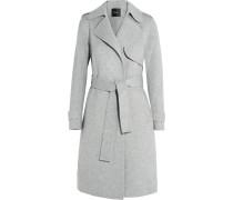 Oaklane Mantel aus einer gebürsteten Woll- und Kaschmirmischung