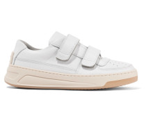 Steffey Sneakers aus Leder -