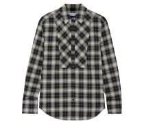 Rowan gewebtes Hemd mit Karomuster