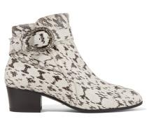 Ankle Boots Aus Elapheleder -