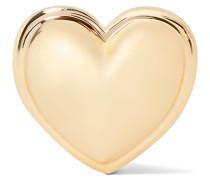 Heart Ohrring Aus 14 Karat