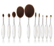 Elite Mirror 10 Brush Set – Set Aus Zehn Make-up-bürstchen