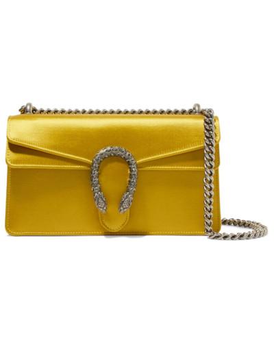Gucci Damen Dionysus Schultertasche aus Satin Billiger Blick Rabatt-Spielraum Store z5qYn9