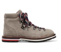 Blanche Ankle Boots Aus Veloursleder -