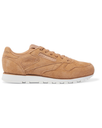 Classic Sneakers aus Veloursleder