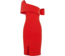 Emily Kleid Aus Stretch-jersey Mit Asymmetrischer Schulterpartie -