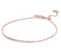 Skinny Bar Armband Aus -vermeil Mit Diamanten