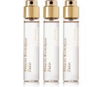 Féminin Pluriel – Veilchen & Vetiver, 3 X 11 Ml – Reiseset Aus Eaux De Parfum