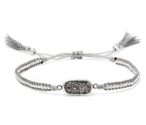 Armband Aus Silber Mit Achatkristallen