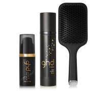 Ultimate Style Gift Set – Geschenkset Aus Hitzeschutzspray, Haarserum Und Bürste