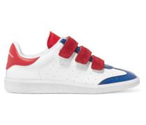 Beth Sneakers aus Leder in Colour-block-optik