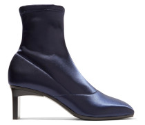 Blade Sock Boots Aus Stretch-satin -