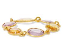 Ring aus 18 Karat  mit Saphiren