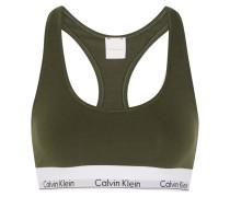 Modern Cotton Soft-bh Aus Einer Baumwollmischung Mit Stretch-anteil - Armeegrün