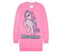 + My Little Pony Minikleid Aus Wolle Mit Intarsienmuster -