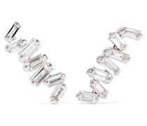 Ohrringe aus 18 karat  mit Diamanten