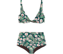 Bedruckter Bikini -