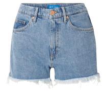 Halsy Abgeschnittene Jeansshorts -