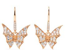 Fly By Night Ohrringe aus 18 Karat  mit Diamanten
