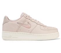 lab Air Force 1 Sneakers Aus Leder -