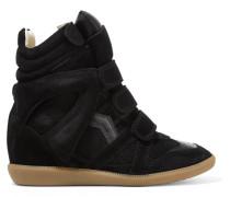 Bekett Sneakers aus Veloursleder