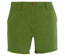 Badgemore Shorts aus Baumwoll-Drillich