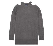 Canarise Pullover aus Stretch-strick mit Cut-outs -