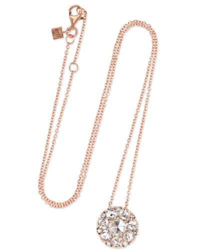 Beirut Kette aus 18 Karat  mit Diamanten