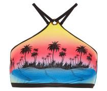 Cassidy Besticktes Neckholder-bikini-oberteil -