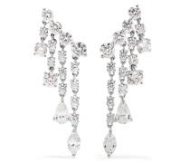 Rain Drop Ohrringe aus 18 Karat  mit Diamanten