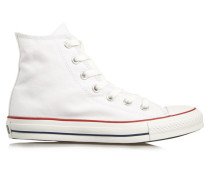 Chuck Taylor High-top-sneakers Aus Canvas - Weiß